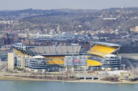 Heinz Field in Pittsburgh