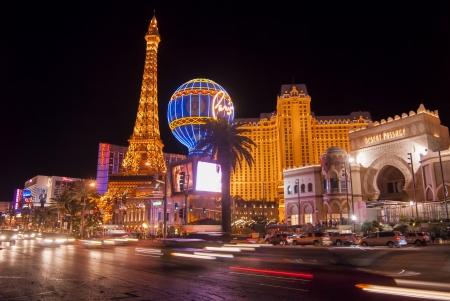Las Vegas Blvd  at Flamingo