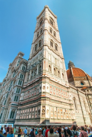 Bell Tower of Florence s Duomo