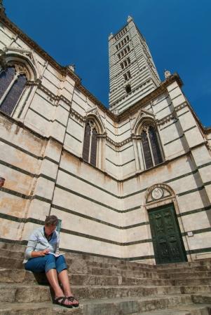 Duomo in Siena Italien