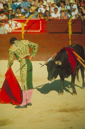 bullfight in acapulco Zdjęcie Seryjne