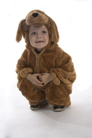 doggy suit