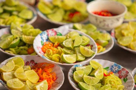 Vietnamese dessert Standard-Bild - 156334580