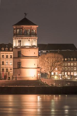Castle tower Фото со стока - 82384467