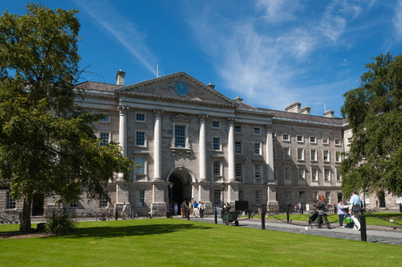 Trinity College, Dublin, Ireland Editorial