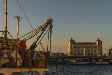 Port of Ortigia