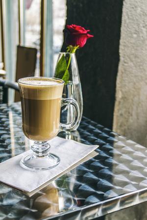 Coffee break Reklamní fotografie