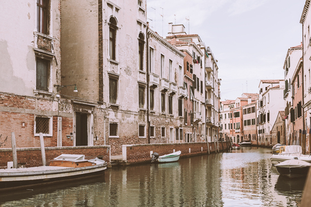 Houses of Venice, Italy Reklamní fotografie - 118011970