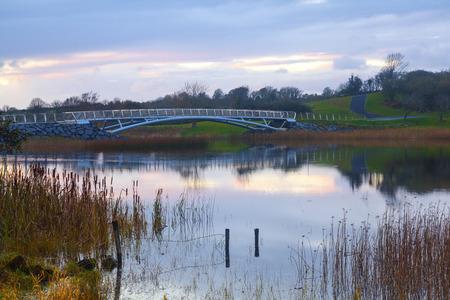 lough: Lough Lannagh,Castlebar,Co.Mayo, Ireland