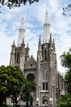 St. Mary of the Assumption Cathedral, Jakarta