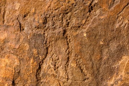 Musayqirah Petroglyphs (Qaryat-al-Asba), Riyadh Province, Saudi Arabia