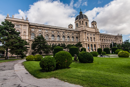 Museum of Natural History, Vienna