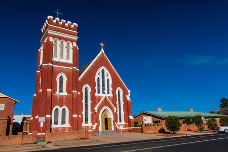 St Laurence OToole Catholic Church, Cobar New South Wales, Australia