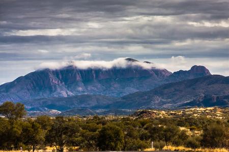 西マクドネル山脈、ノーザンテリトリー、オーストラリア 写真素材