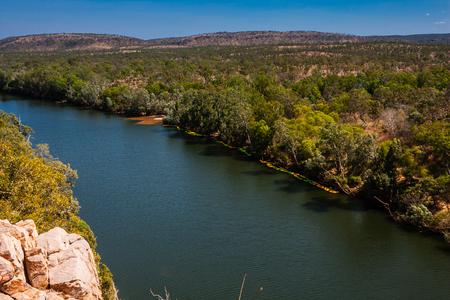 katherine: Katherine River, Nitmiluk National Park, Australia