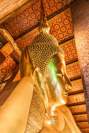 The Reclining Buddha at Wat Pho, Bangkok