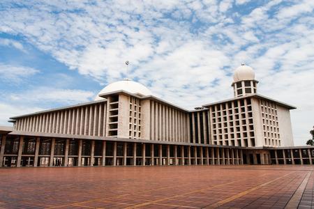 Masjid Istiqlal,雅加达,印度尼西亚