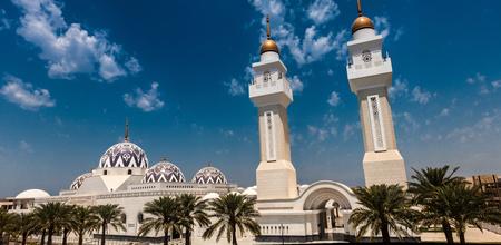King Abdullah Grand Mosque, King Abdullah University of Science and Technology, Thuwal, Saudi Arabia