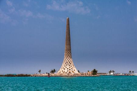 The Beacon, King Abdullah University of Science and Technology campus, Thuwal, Saudi Arabia