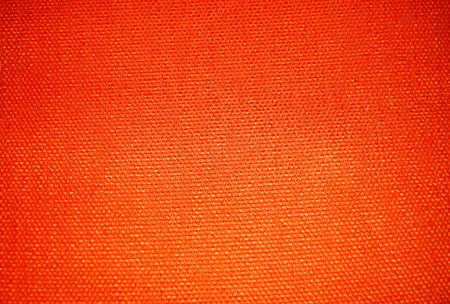threaded: Red woven texture