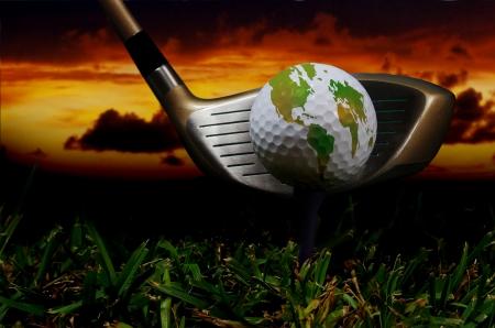 golfing: golf world