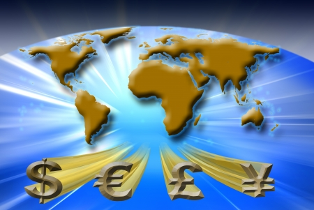 currency world business
