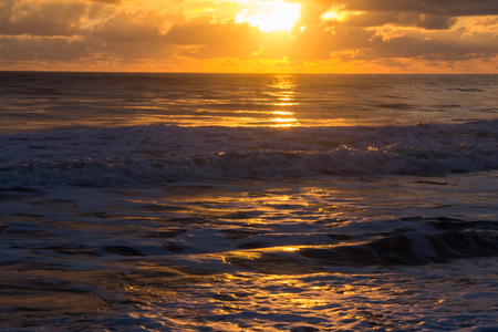waterscapes: Sunrise over the Atlantic