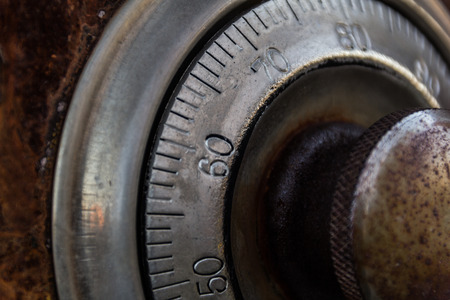 Combination number dial
