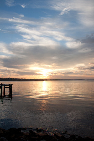 waterscapes: Sunrise on the Chesapeake