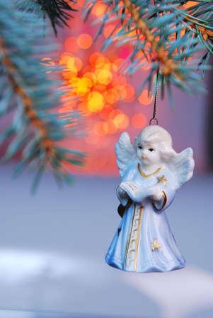 Christmas ball - angel