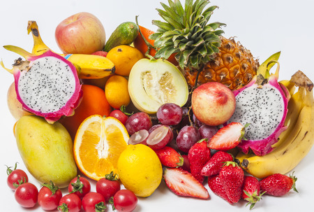 pollution free: Fruit Collection