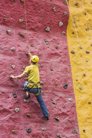 range of motion: Rock climbing Editorial