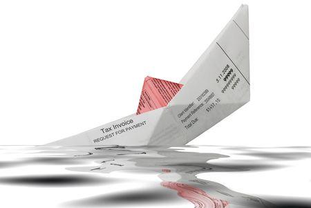 Finacial crisis Stock Photo - 4408796