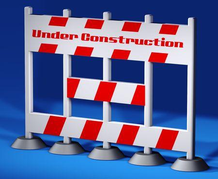 Icon : under construction photo
