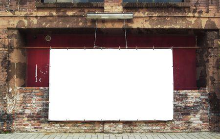 Super Grungy espacio publicitario