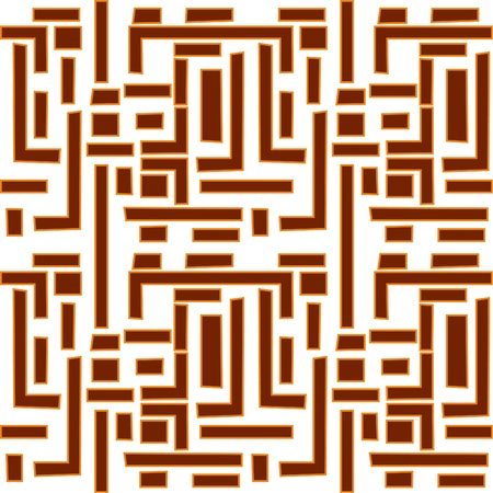 african style seamless pattern background Stock fotó - 9436843