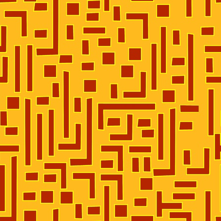 south of the border: african style seamless pattern background