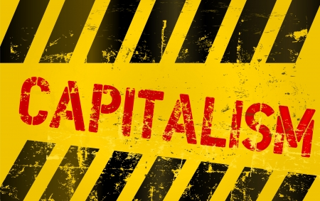 capitalismo: Aviso do sinal de capitalismo
