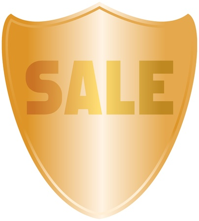 sale sign, illustration Stock Vector - 17140735