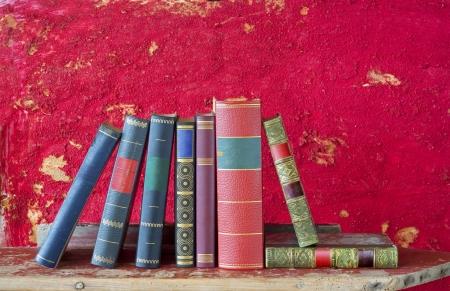 Bücher Anordnung, kostenlose Kopie Raum Standard-Bild - 18443365