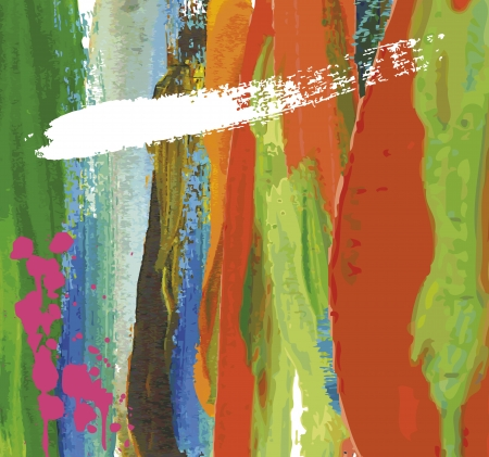 stoke: paint stroke background, free copy space