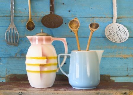 jack pot: vintage kitchen utensils