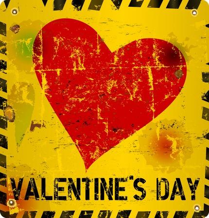 Love illustration for valentines day