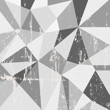 operate: black and white pattern, grungy sytle, vector illustration Illustration