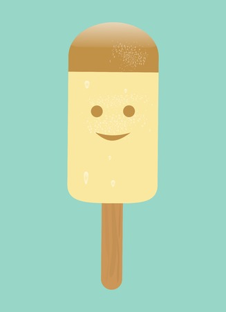 ice lolly: ice lolly vector illustration