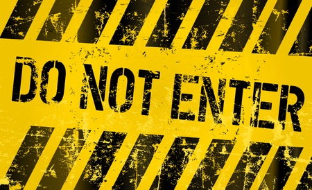 do not enter sign: do not enter warning sign,vector illustration
