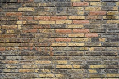 grungy: grungy brick wall background