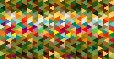 seamless: seamless triangle background pattern