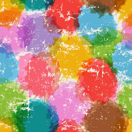 blurs of color seamless pattern, colorful background,vector illustration