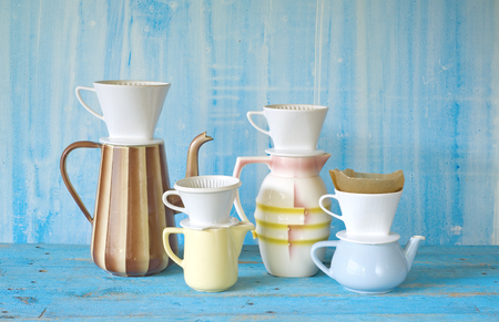 percolate: vintage coffee pots and coffee filters